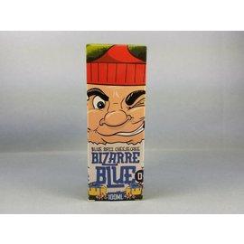 Liquid EFX Bizarre Blue - Blue Razz Cheese Cake 100ml 00mg