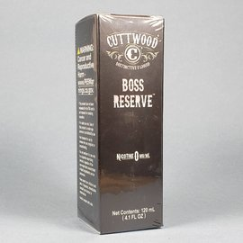 Cuttwood Boss Reserve 120ml 00mg