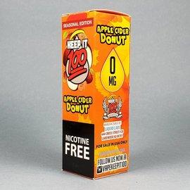 Keep It 100 Apple Cider Donut 100ml 00mg