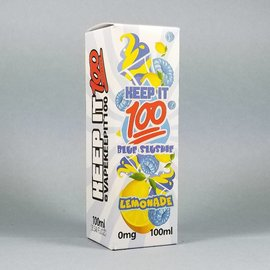 Keep It 100 Blue Slushie Lemonade 100ml 00mg