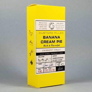 Glas LLC. Banana Cream Pie 60ml 00mg