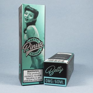 Pin Up Vapors Betty 60ml 00mg
