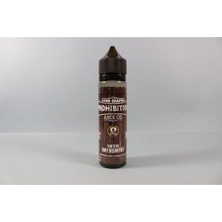 Prohibition 18th Amendment 60ml 00mg