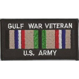 Jerwolf Enterprises Patch Gulf War Vet Army