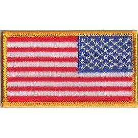 Ozark Biker Shop Reversed American Flag