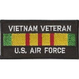 Jerwolf Enterprises Patch Vietnam Vet Air Force 4in