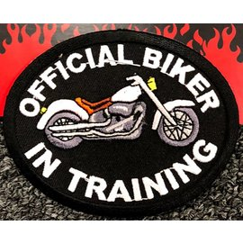 Ozark Biker Shop Patch Biker in Training Girl 3 in