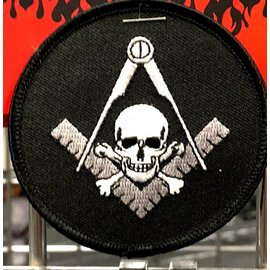 Ozark Biker Shop Patch Widow Sons. 3in