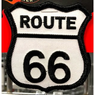 Miscellaneous Patch Route 66 3in