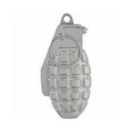 Eagle Emblems Keychain Grenade