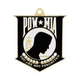 Eagle Emblems Keychain POW/MIA