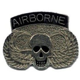 Biker's Stuff Pin Airborne