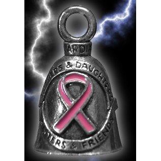 Guardian Bell LLC Pink Ribbon Guardian Bell