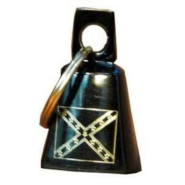 Jerwolf Enterprises Spirit Bell Rebel Flag