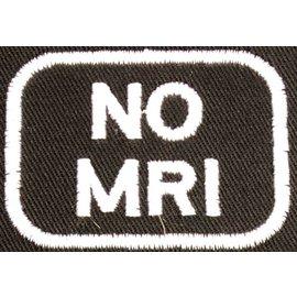 First Coast Biker Gear Patch Medical Alert No MRI 2in