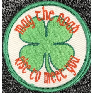 First Coast Biker Gear Patch May the Road Rise 3in
