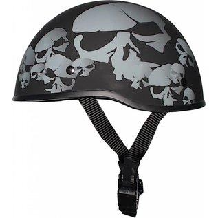 Crazy Al SOA Style Beanie Skulls Flat 2XL