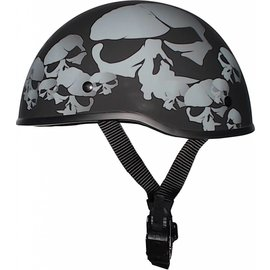 Crazy Al SOA Style Beanie Skulls Flat L