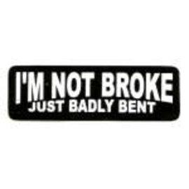 Real Company HS-Not Broke Badly Bent