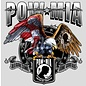 Route 66 Biker Gear Shirt All Gave Some