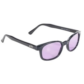 Pacific Coast Sunglasses XKD Black Frame/Purple Lens