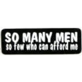 Real Company HS-So Many Men