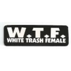 Real Company hs-White Trash Female