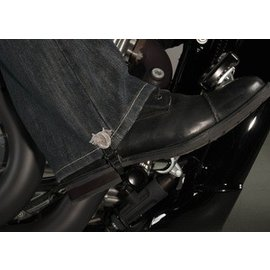 Biker Boot Straps Biker Boot Strap Midnight Cycle