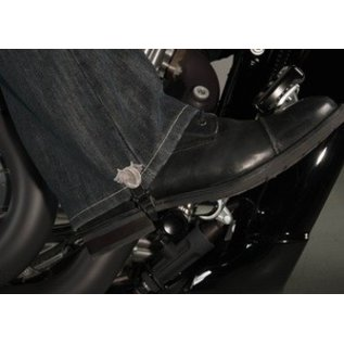 Biker Boot Straps Biker Boot Strap Midnight Cycle
