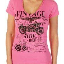 Liberty Wear Shirt SS Vintage Ride 1842