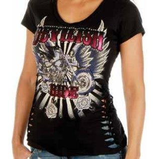 Liberty Wear Shirt SS Devilish Ride