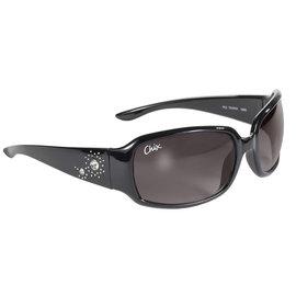 Pacific Coast Sunglasses Chix Starlight Blk Fr Rhinestones