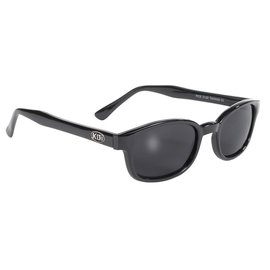 Pacific Coast Sunglasses KD Black Frame/Dk Gray Lens