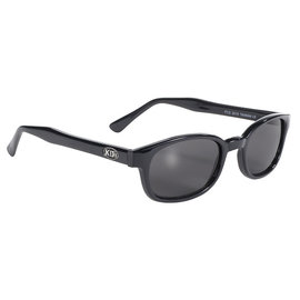 Pacific Coast Sunglasses KD Black Frame/Smoke Lens