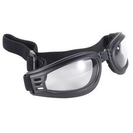 Pacific Coast Sunglasses PCS Nomad Goggle Blk Fr/Clear Lens