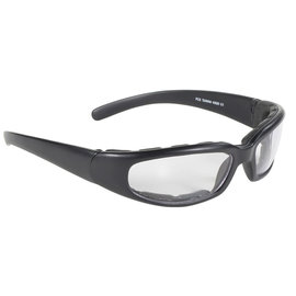 Pacific Coast Sunglasses PCS Rally Blk Fr/Clear Lens