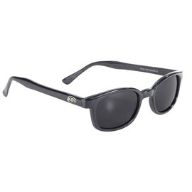 Pacific Coast Sunglasses XKD Black Frame/Dk Gray Lens