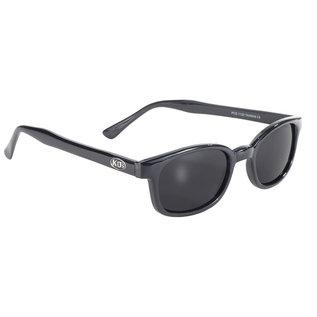 Pacific Coast Sunglasses XKD Black Frame/Dk Gray Lens