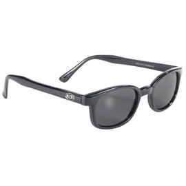 Pacific Coast Sunglasses XKD Black Frame/Smoke Lens