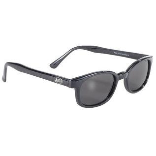 Pacific Coast Sunglasses XKD Black Frame/Smoke Lens