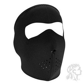 Zan Headgear Zan NFF Mask Black
