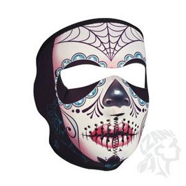 Zan Headgear Zan NFF Mask Sugar Skull