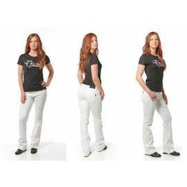 Gravitate Jeans *DISC Gravitate Jeans Ladies White 12 x 32