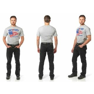 Gravitate Jeans *DISC Gravitate Jeans Mens Black  32 x 34