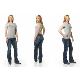 Gravitate Jeans *DISC Gravitate Ladies Blue  14 x 32 Plus