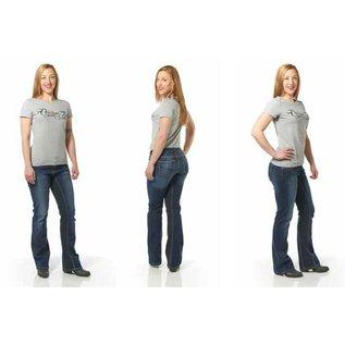 Gravitate Jeans *DISC Gravitate Ladies Blue  14 x 32 Plus