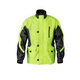 AET Rainsuit Brooks Men Hiviz Green