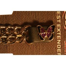 Daniel Smart Mfg VE Butterfly Purple Women