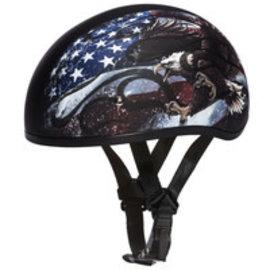 Daytona Helmets Daytona Half Helmet - USA
