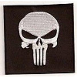 Biker's Stuff Patch Punisher 3in